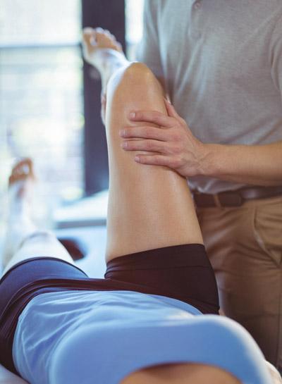 Fysioterapeutisk behandling ved Fysio4All